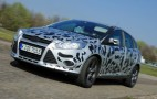 2012 Ford Focus ST Teased Ahead Of Frankfurt Debut: Video