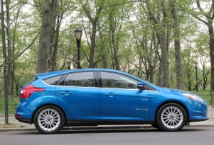 2014 Ford Focus Electric Gets $4,000 Price Cut To Boost Sales