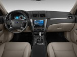 2012 Ford Fusion 4-door Sedan Hybrid FWD Dashboard