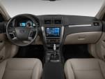 2012 Ford Fusion 4-door Sedan Hybrid FWD Dashboard