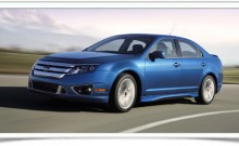 2012 Ford Fusion Hybrid Photos