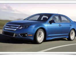 2012 Ford Fusion Hybrid