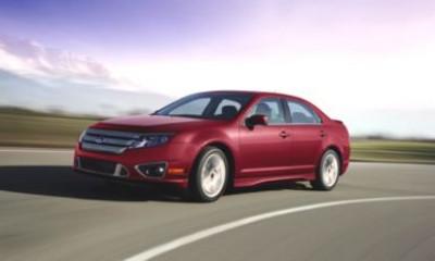 2012 Ford Fusion Photos
