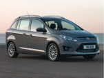 Paris Motor Show: Ford Confirms C-Max Hybrid And Plug-In Minivans