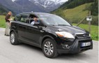 Spy Shots: 2012 Ford Kuga Facelift