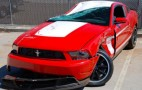 Found On Ebay: Crashed 2012 Ford Mustang Boss 302