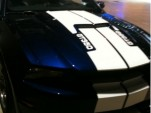 2012 Shelby Mustang GT350 leaked images