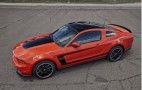 VIDEO: 2012 Ford Mustang Boss 302S Hits The Track.