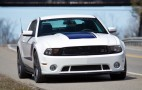 Roush RS3 Package Based On the 2012 Ford Mustang Unveiled