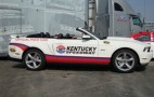 Kentucky Speedway Teams With Ford To Create Mustang Pace Car