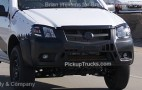 Spy Shots: 2012 Ford Ranger