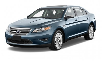 2012 Ford Taurus Photos