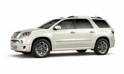 2012 GMC Acadia Photos