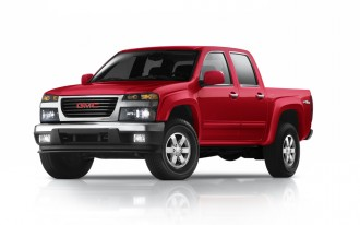 GM Announces Recall Of 2012 Chevy Colorado, GMC Canyon Pickups