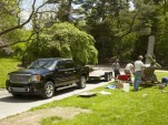 GMC Loans Trucks To Nonprofits For Its 2012 Catalog Photoshoot