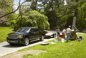 GMC Loans Trucks To Nonprofits For Its 2012 Catalog Photoshoot