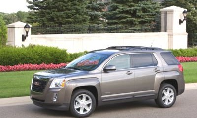 2012 gmc terrain gas mileage the car connection. Black Bedroom Furniture Sets. Home Design Ideas