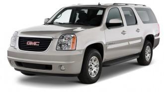 2012 GMC Yukon XL 2WD 4-door 1500 SLT Angular Front Exterior View