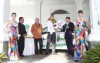 Mitsubishi Rewards Hawaii Top Teacher With 2012 Mitsubishi i