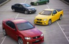 Next-Gen Holden Commodore Ute And Wagon Coming To U.S.?