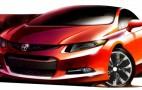 2011 Detroit Auto Show Preview: New 2012 Honda Civic Concept