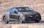 Spy Shots: 2012 Honda Civic Coupe