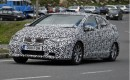 2012 Honda Civic five-door (Euro spec) spy shots