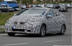 Euro-Spec 2012 Honda Civic Spy Shots