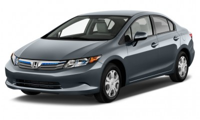 2012 Honda Civic Hybrid Photos