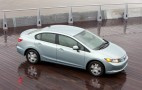 44-MPG 2012 Honda Civic Hybrid At NY Auto Show: Drive Review