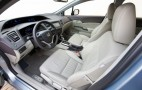 2012 Honda Civic Seats Are Safer, Lighter, Use Fewer Parts