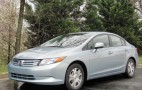 Honda Civic Hybrid, Natural-Gas Models Eliminated After 2015