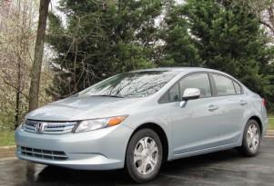 Honda Civic Hybrid, Natural-Gas Models Eliminated After 2015