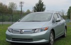 2012 Honda Civic Hybrid: Hammer It, How High Is Gas Mileage?