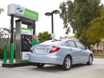 Natural Gas Vehicles: Technology Targets The Challenges