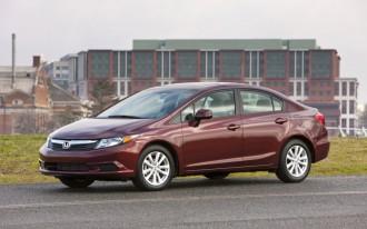 2012 Honda Civic: Recall Alert