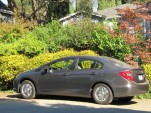 2012 Honda Civic HF: Quick Drive Of Higher-MPG Civic