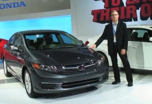 2012 Honda Civic: Two-Minute Video Review Of New Sedan