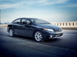 2012 Honda Civic Fails To Get Consumer Reports' Recommendation