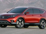2012 Honda CR-V Concept