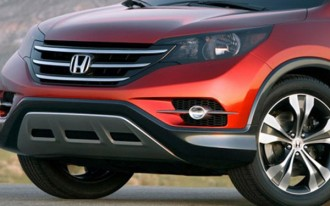 2012 Honda CR-V: Once Again The CUV Leader? #YouTellUs