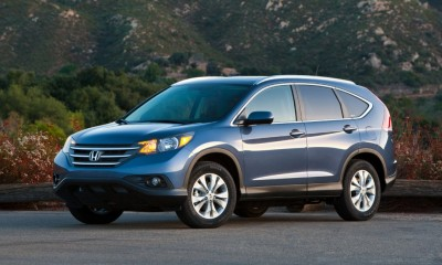 2012 Honda CR-V Photos