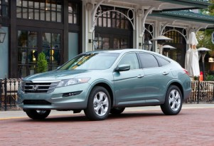 2012 Honda Crosstour Preview