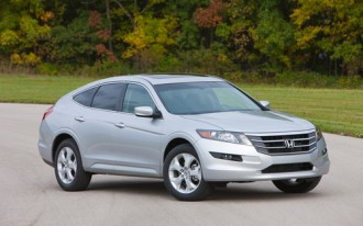 2012 Honda Crosstour Adds Features, Drops Accord Name