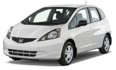 2012 Honda Fit Photos