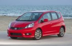 2012 Honda Fit Shapes Up