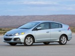 2012 Honda Insight: New Front Styling, Better Gas Mileage