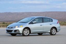 2012 Honda Insight EX with Navigation