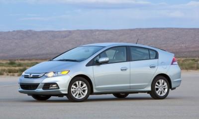 2012 Honda Insight Photos
