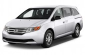 2012 Honda Odyssey Photos